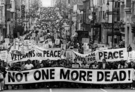 antiwar movement Though antiwar demonstrations have been sprinkled throughout us history, perhaps none were more vehement than the outcries against america's involvement in vietnam.